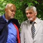 С Юрием Степановичем нас объединяют общие интересы
