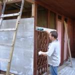 Первый вольер был построен за одну неделю