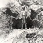 Пастух каракулевых овец и мой проводник - Кадыр