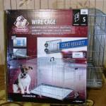 Домашний вольер для собак - упаковка