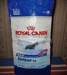 Сухой корм для собак компании Ройал-Канин (Франция)