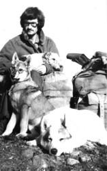 Борис Иванович Широкий со своими подопечными (из архива Б. И. Широкова)