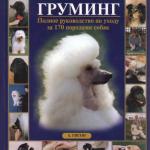 """Книга А. Гифин """"Груминг"""""""