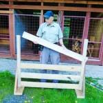 Высоту барьера можно наращивать или уменьшать